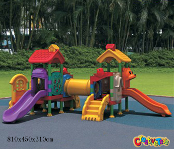 Child playground equipment