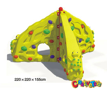 Children plastic climber