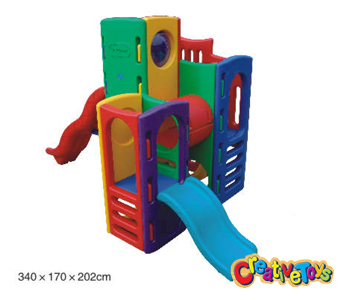 Children slide equipments