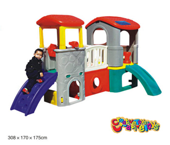 Indoor children play castle