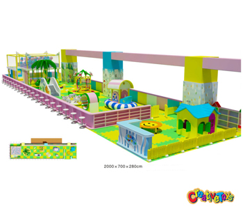 Indoor playground facilities