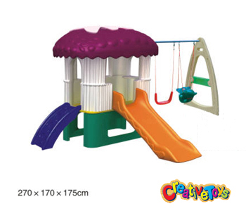 Kids plastic swing