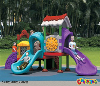 Kid's amusement equipment