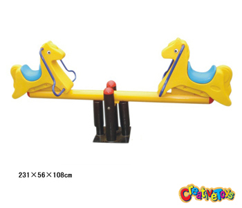 play seesaw