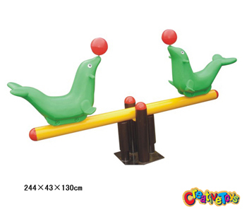 Seesaw equipment