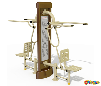 sit and pull machine
